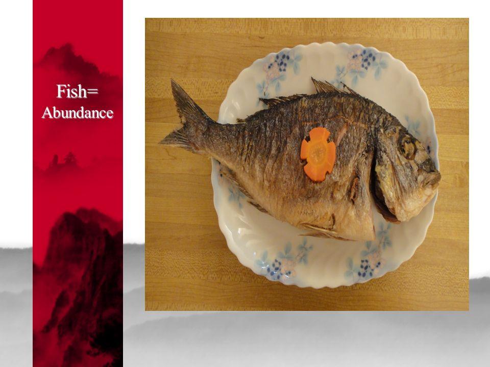 Fish= Abundance