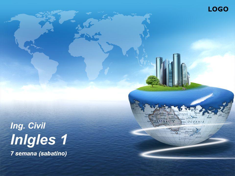 LOGO Ing. Civil Inlgles 1 7 semana (sabatino)