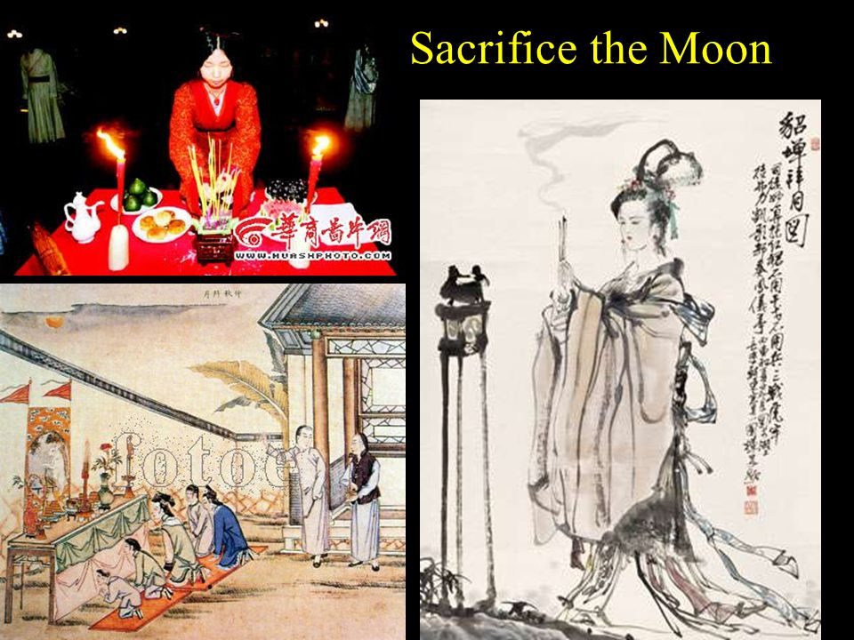 Sacrifice the Moon
