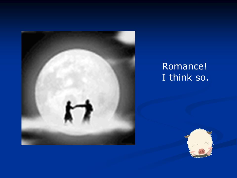 Romance! I think so.