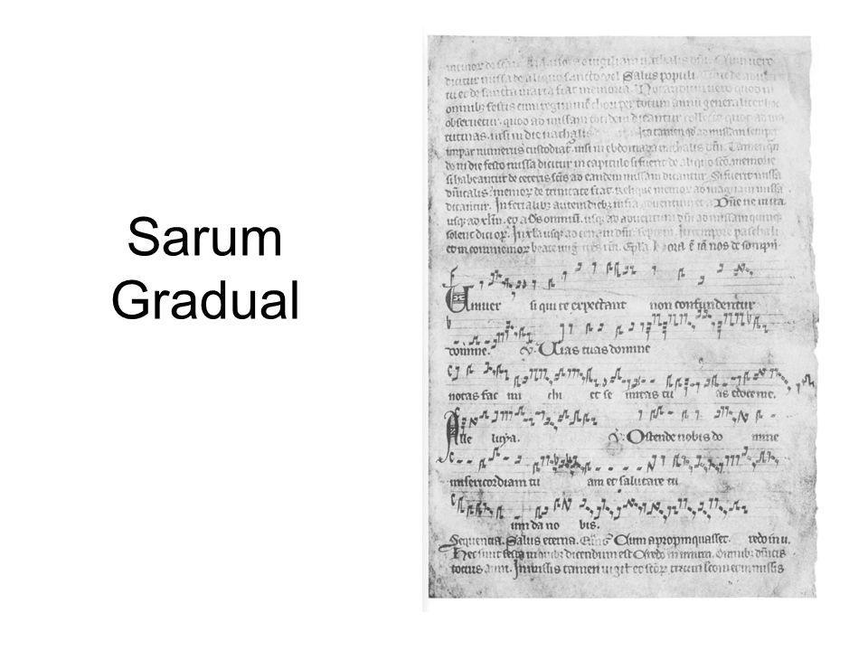 Sarum Gradual