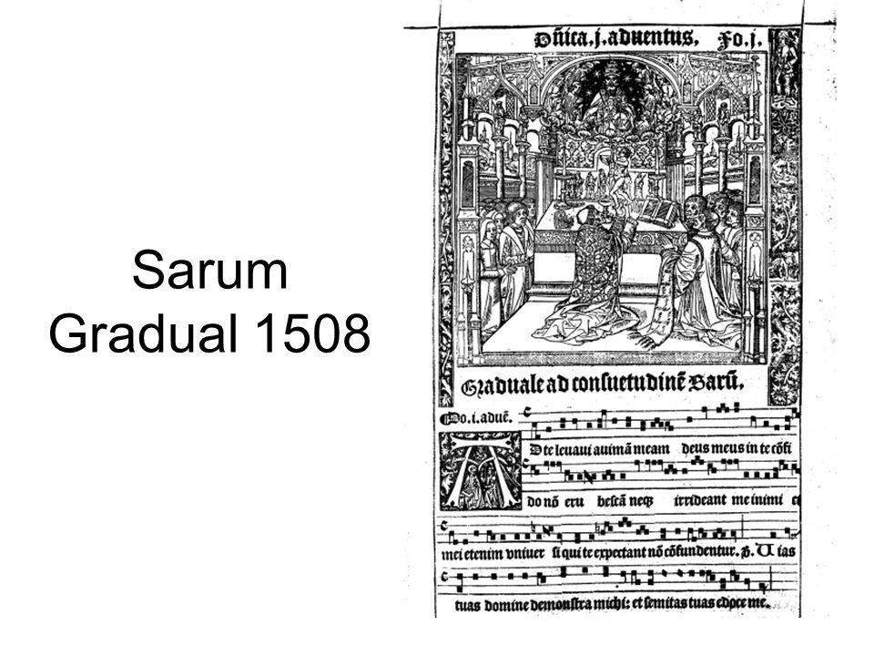 Sarum Gradual 1508