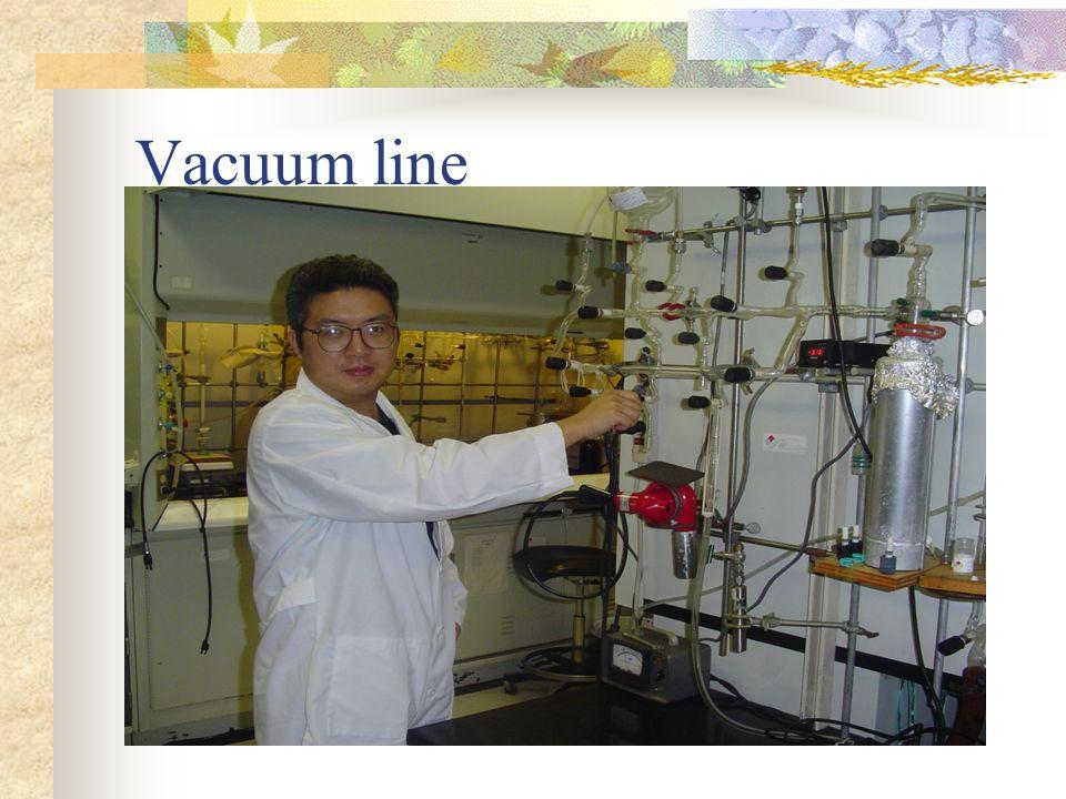 Vacuum line