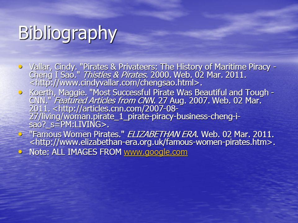 Bibliography Vallar, Cindy.