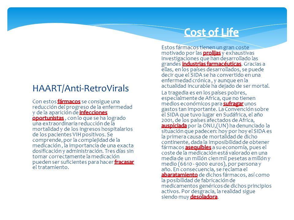 HAART/Anti-RetroVirals