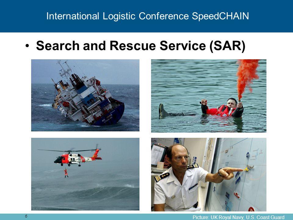 Very special case – PRS service Picture: www.idnes.cz; www.klubfoticu.cz 7 International Logistic Conference SpeedCHAIN