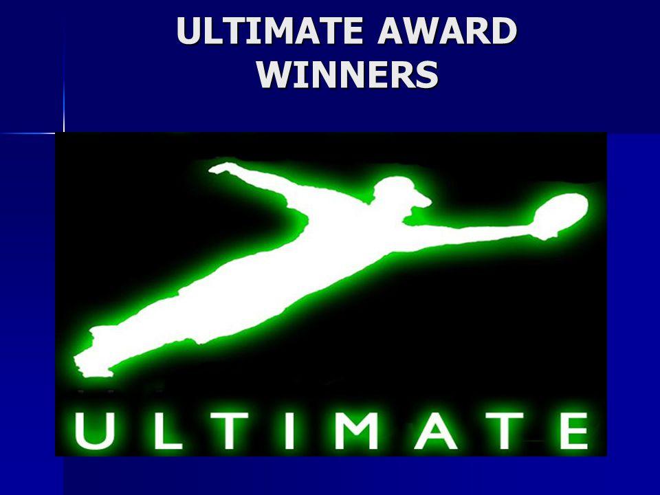 ULTIMATE AWARD WINNERS