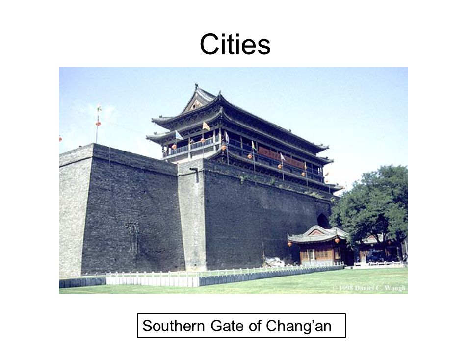 Cities Southern Gate of Chang'an