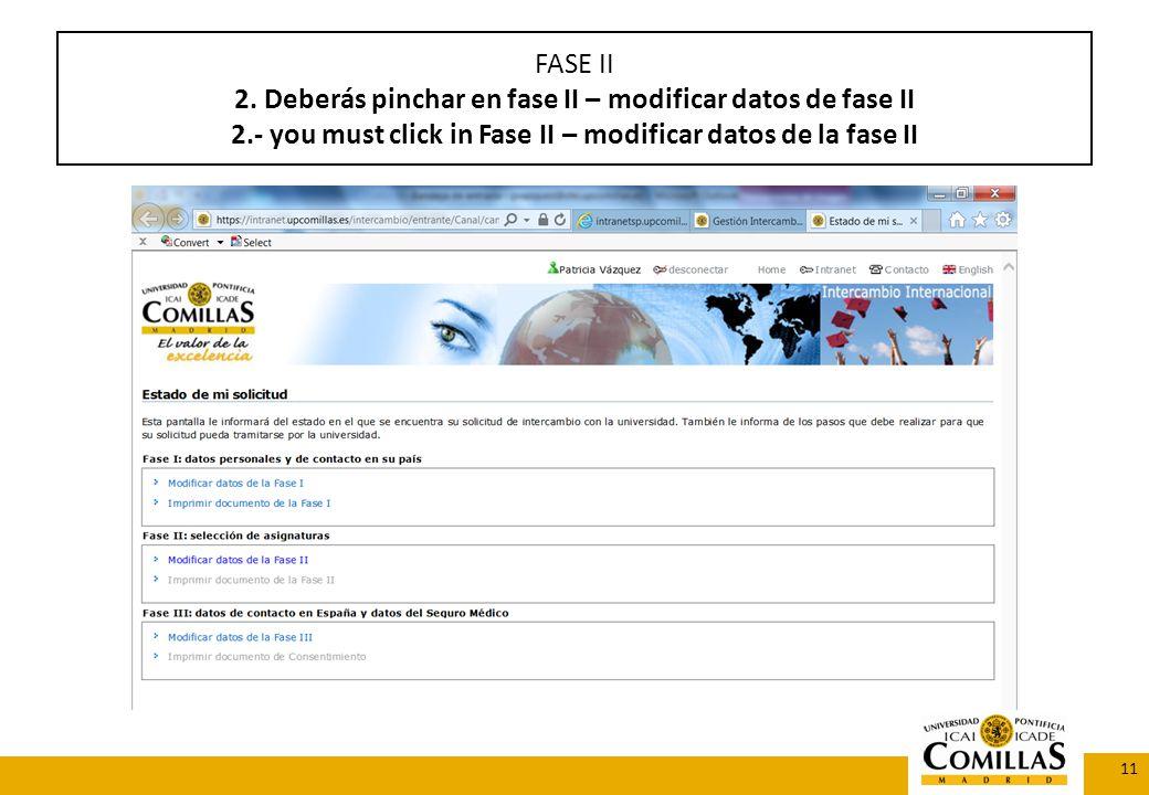 FASE II 2.