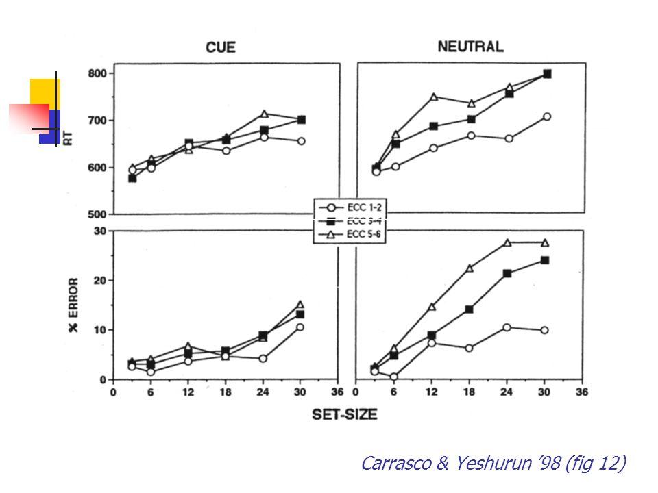 Carrasco & Yeshurun '98 (fig 12)