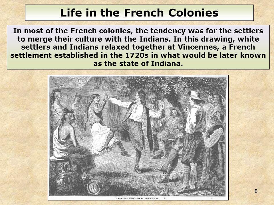 Territorial Claims Exploradores francés.Enviado a hacer afirmaciones -Expediciones francesas.