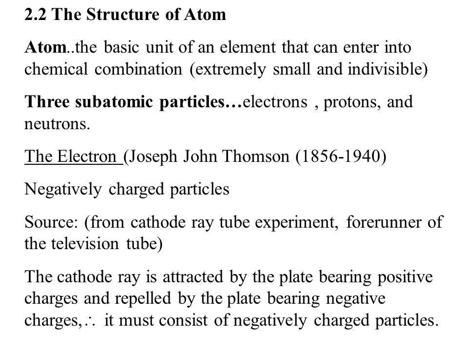 2.3 Atomic Number, Mass Number, and Isotopes Atomic Number (Z)…the number of protons in the nucleus of each atom of an element.