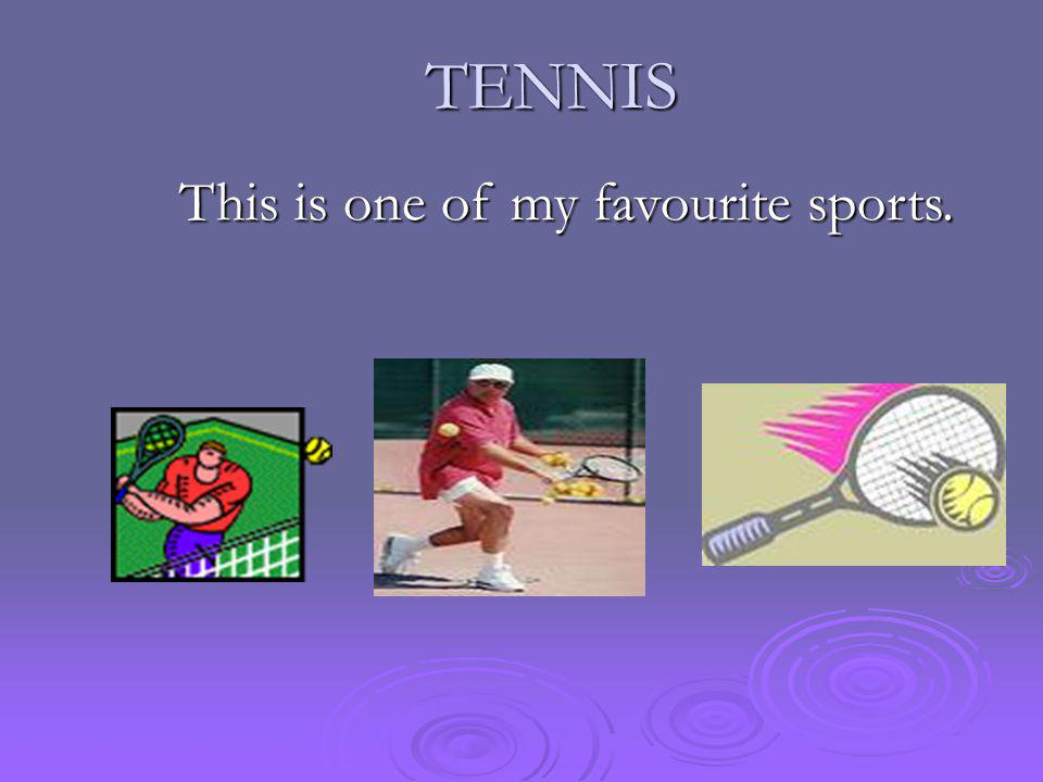  I like badminton too!
