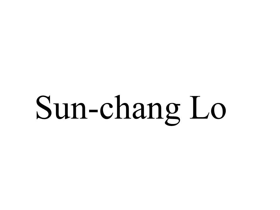 Sun-chang Lo