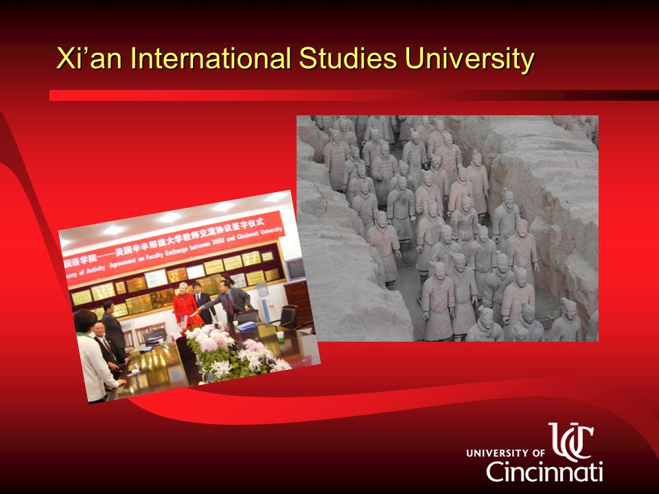 Xi'an International Studies University