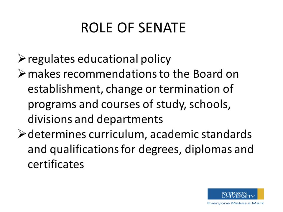 STANDING COMMITTEES Standing Committees of General Responsibility  Senate Priorities Committee (SPC)  Academic Governance and Policy Committee (AGPC)  Scholarly Research and Creative Activity Committee (SRCAC)