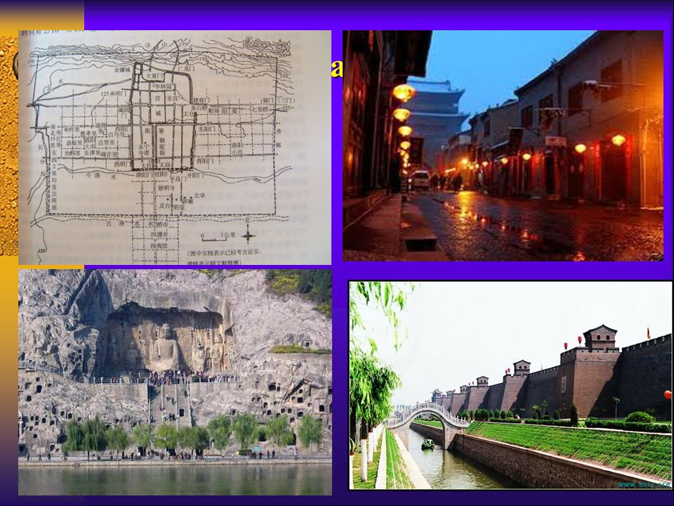 Main Cities in Han Dynasty: Luoyang