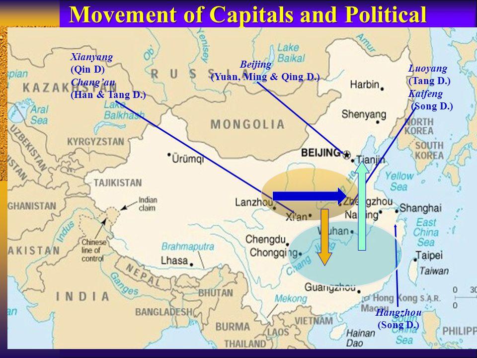 Main Cities in Han Dynasty: Luoyang