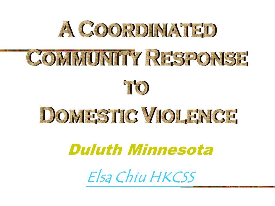 Duluth Minnesota Elsa Chiu HKCSS