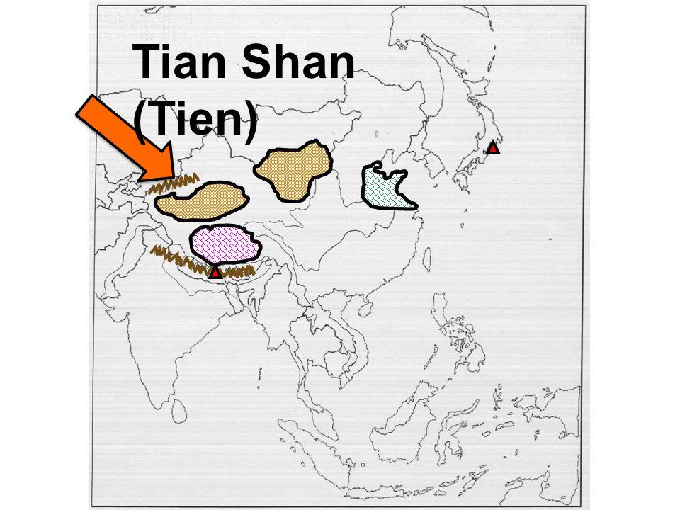 Tian Shan (Tien)