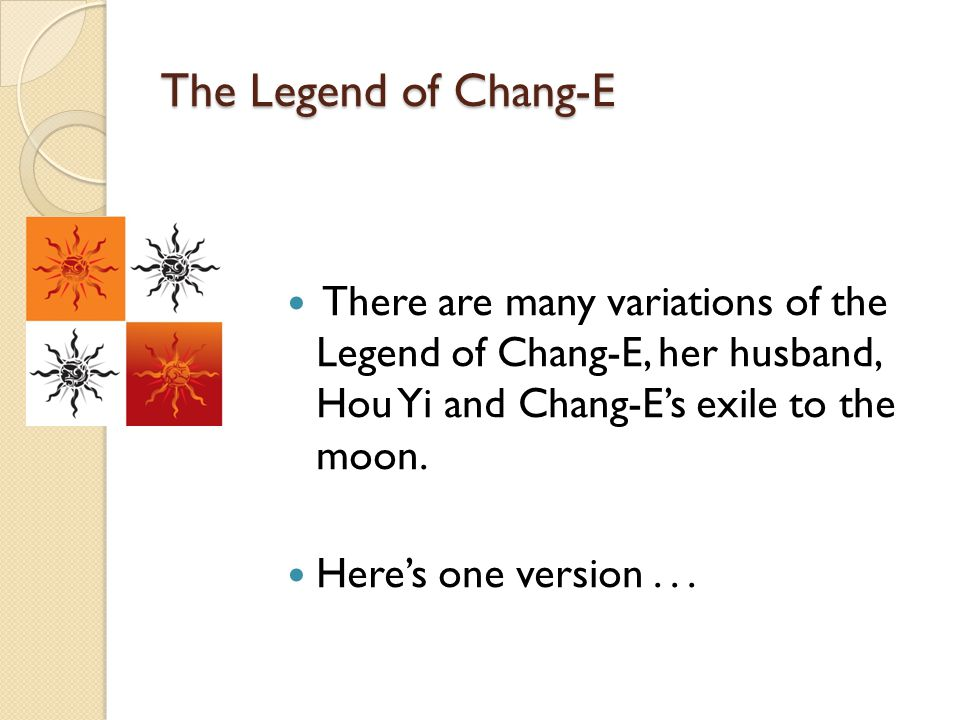 According to Chinese mythology, the earth once had 10 suns circling over it.