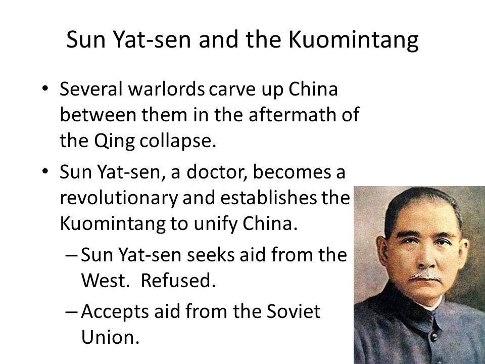 Outcome Despite the American assistance, the Communists win.