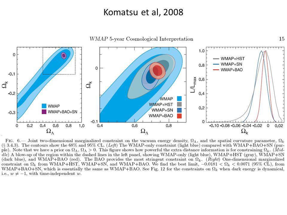 Komatsu et al, 2008