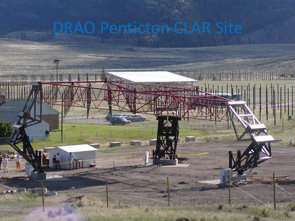 DRAO Penticton CLAR Site