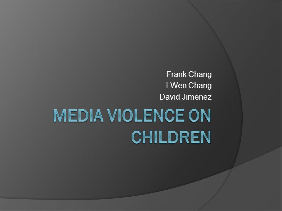 Frank Chang I Wen Chang David Jimenez