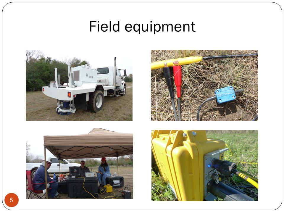 Field equipment 5