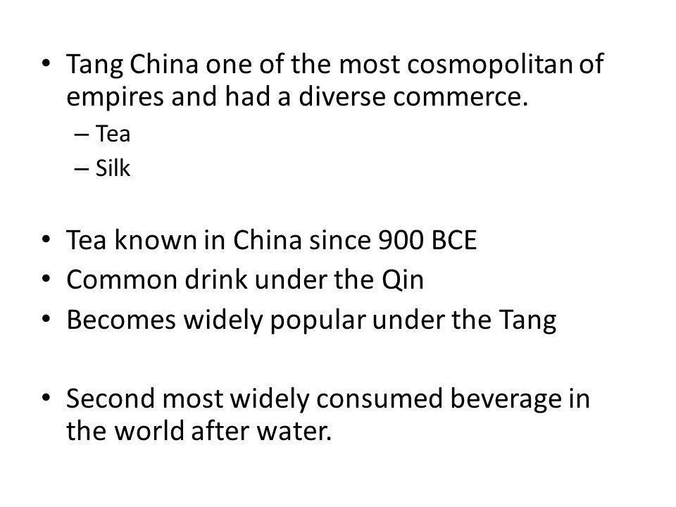 Han Dynasty, c. 100 BCE