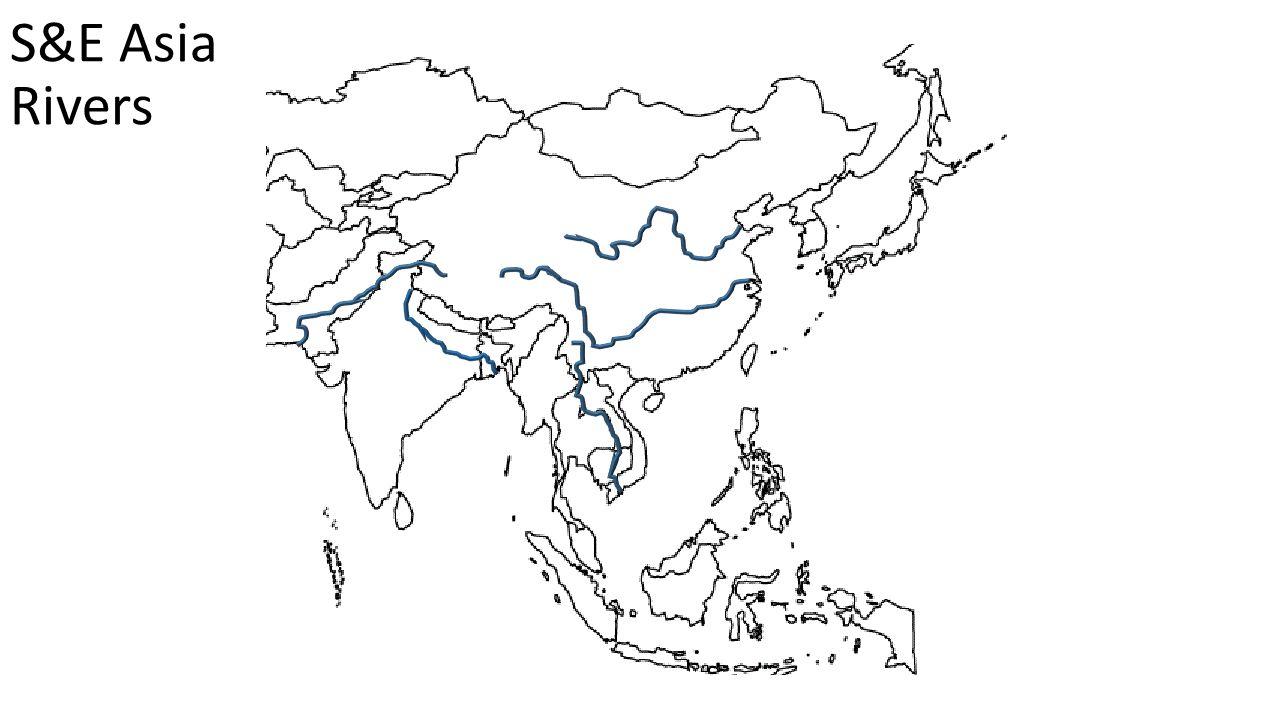 S&E Asia Rivers