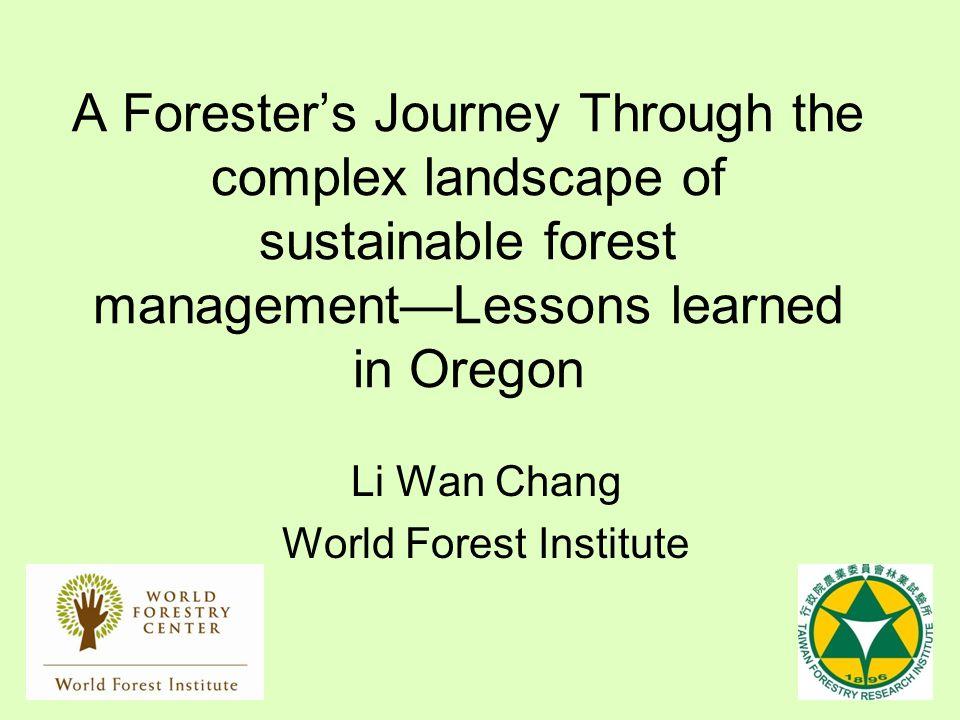 Forestland ownership