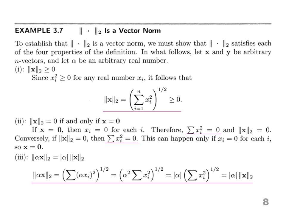 Error estimation 29