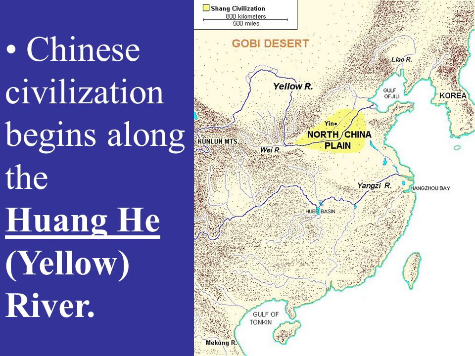 Chinese contributions china has high mountains in the west its 3 chinese civilization begins along the huang he yellow river sciox Choice Image