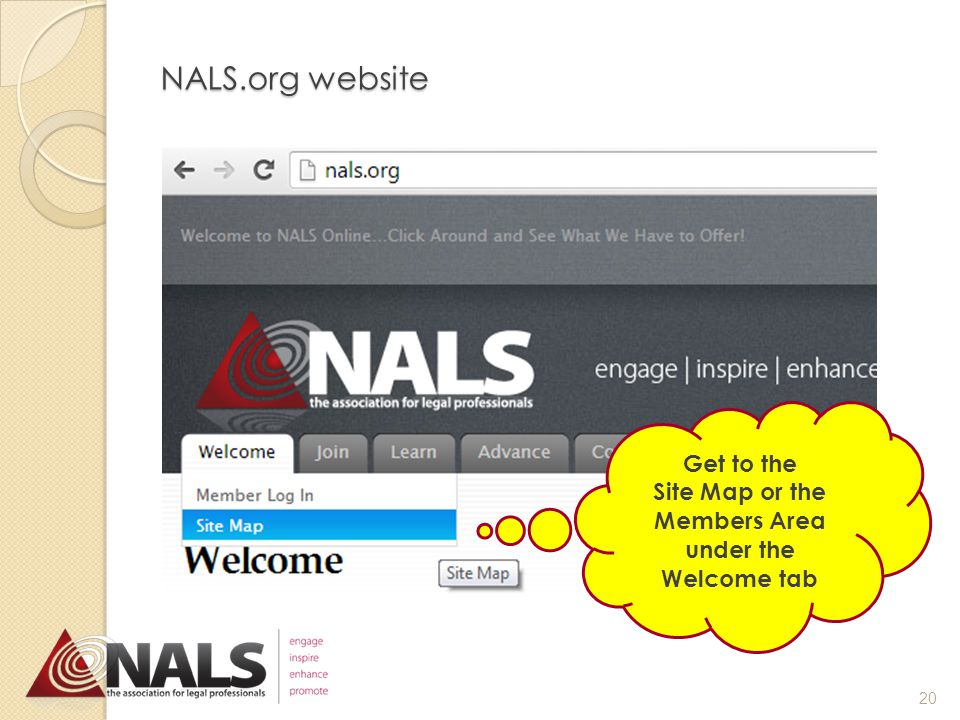 TOP 10 LEADERSHIP TOOLS 10.NALS.org website START HERE 19