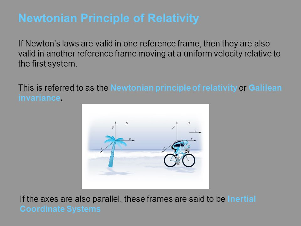 Difference Between Inertial and Non-Inertial Reference Frame