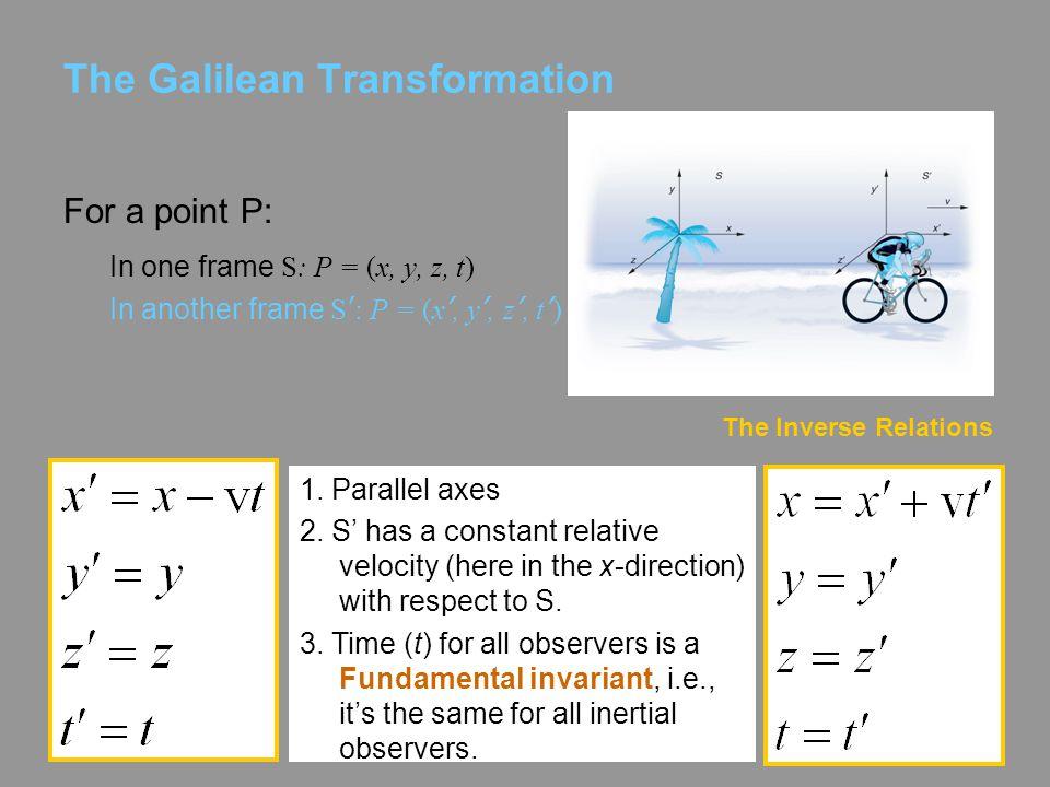Lorentz Transformation Equations A more symmetrical form: