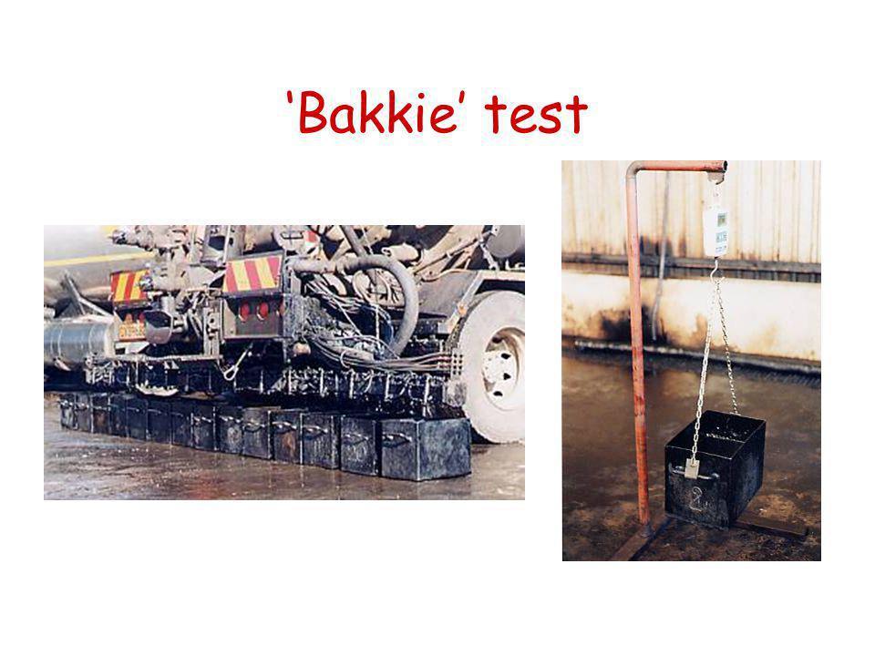 'Bakkie' test