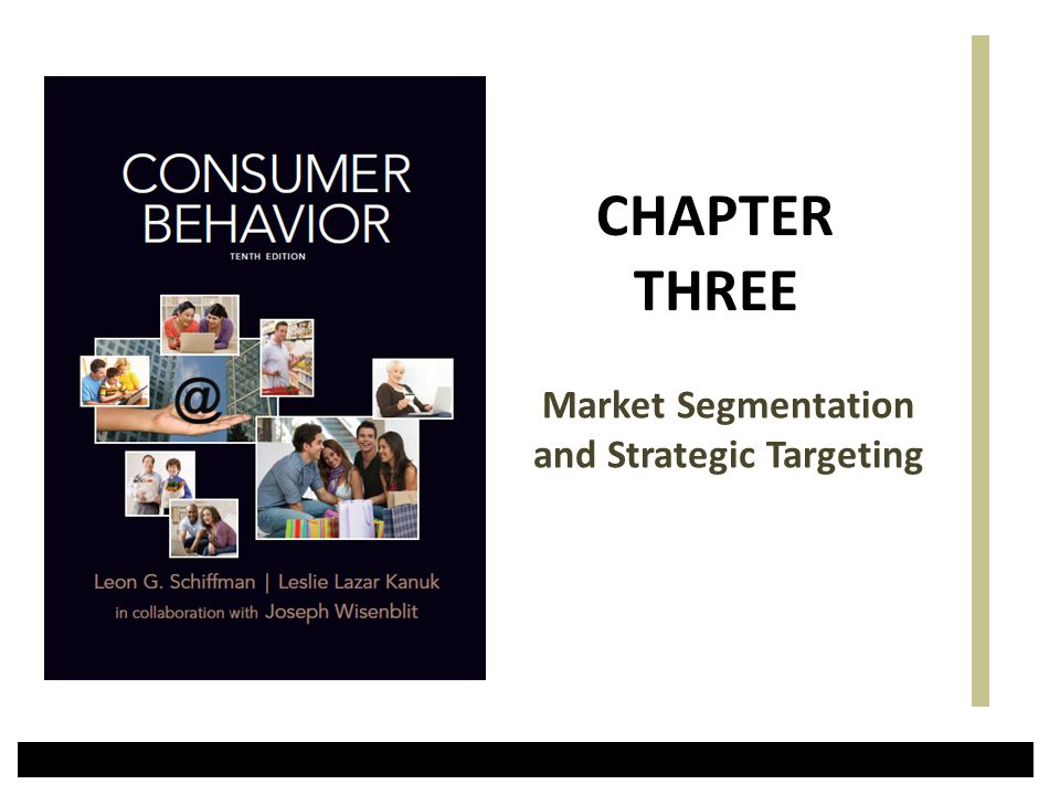 Learning Objectives 1.To Understand Why Market Segmentation Is Essential.