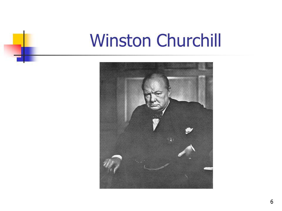 6 Winston Churchill