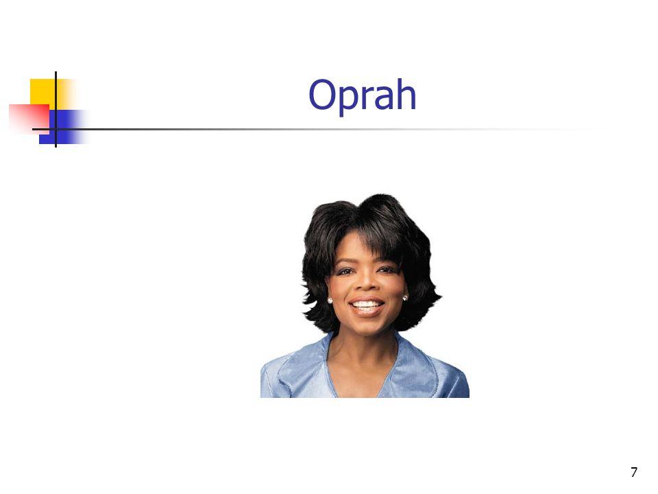 7 Oprah