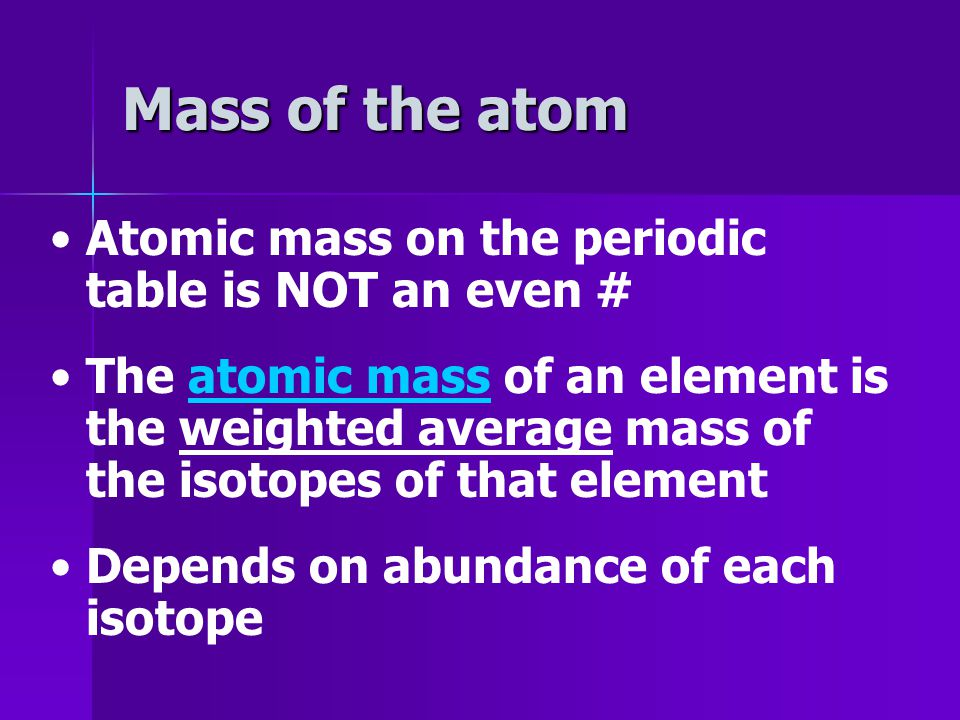 Naming Isotopes Put the mass number after the name of the element Put the mass number after the name of the element carbon- 12 carbon- 12 carbon -14 c