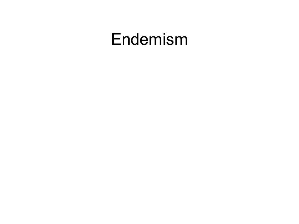 Endemism