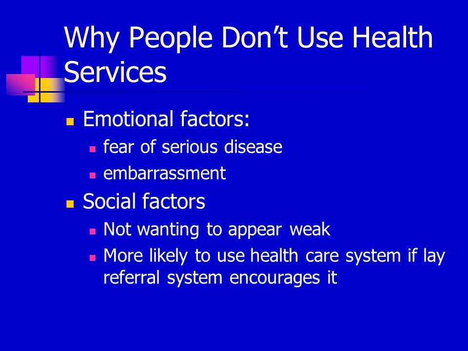 Factors influencing how people cope with health anxiety