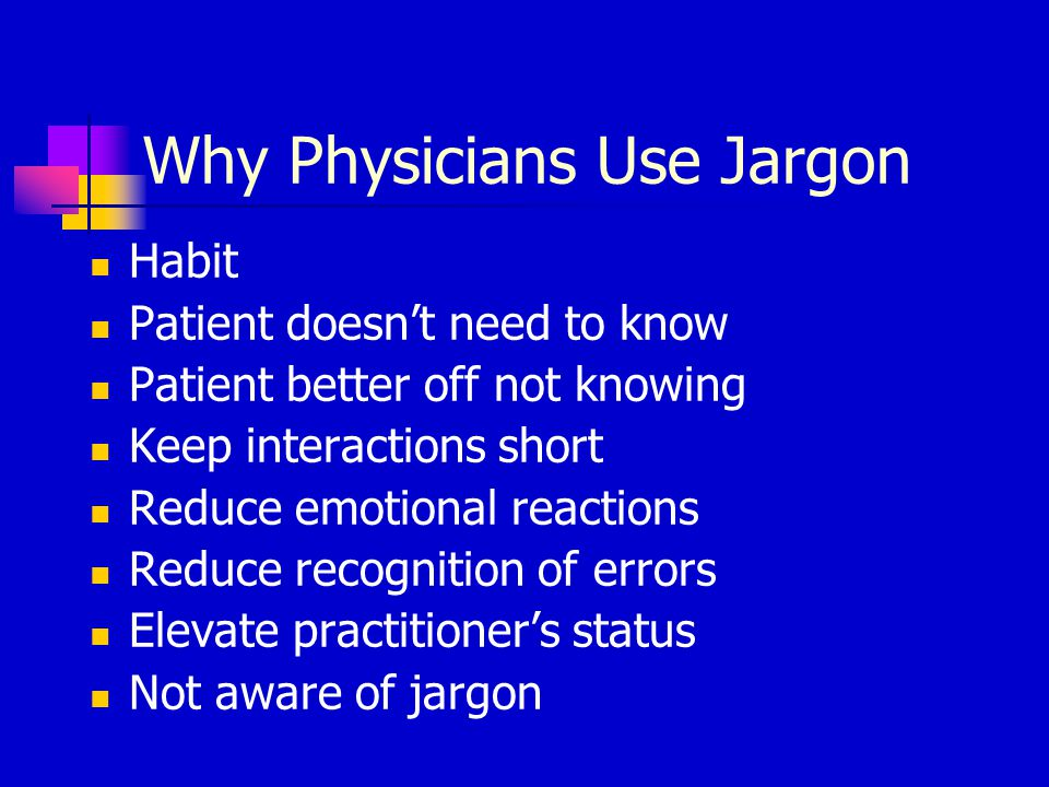 What to we want in a doctor.