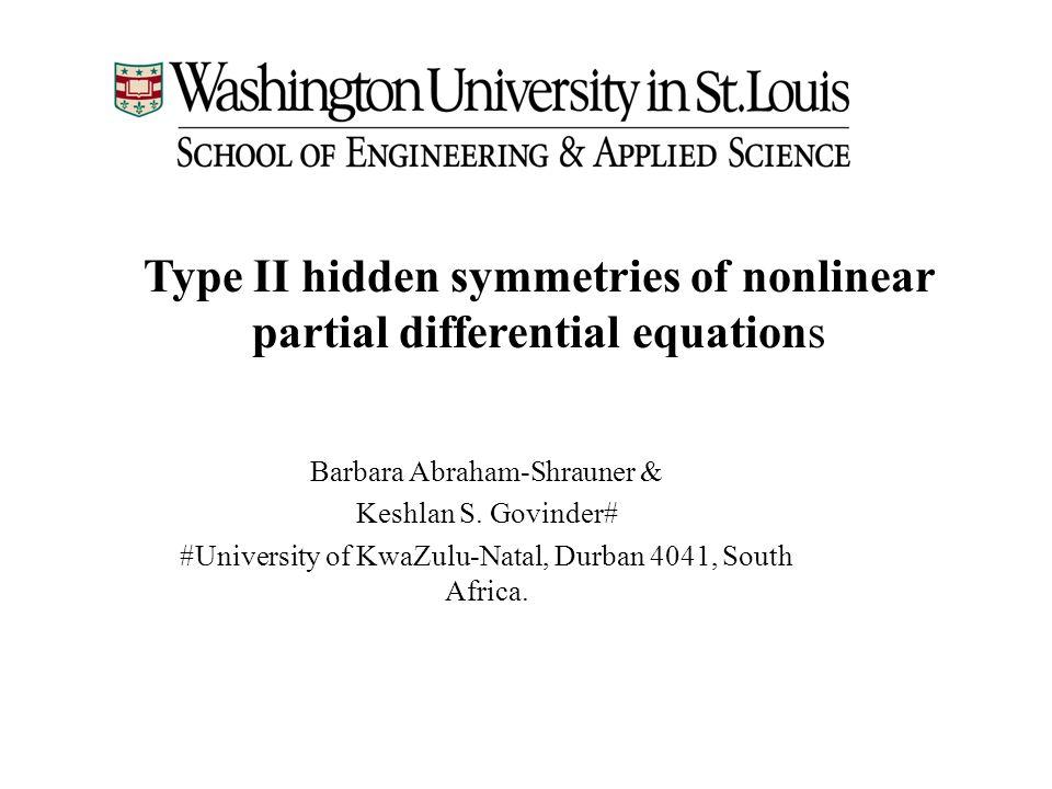 Type II hidden symmetries of 2nd Heavenly equation Second Heavenly Eq.