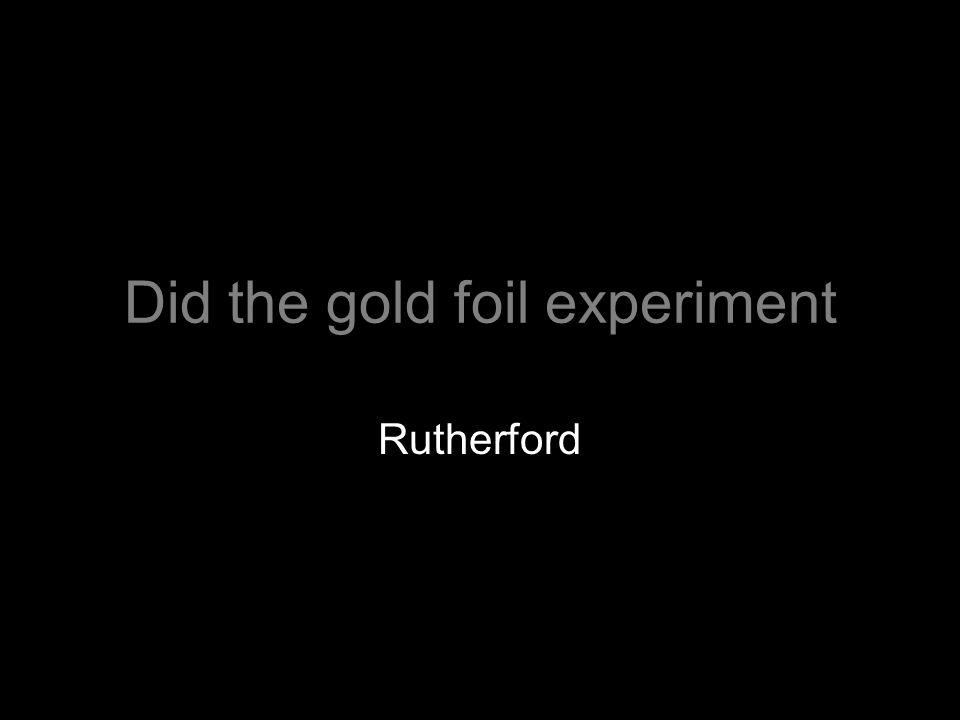 Found the proton Goldstein