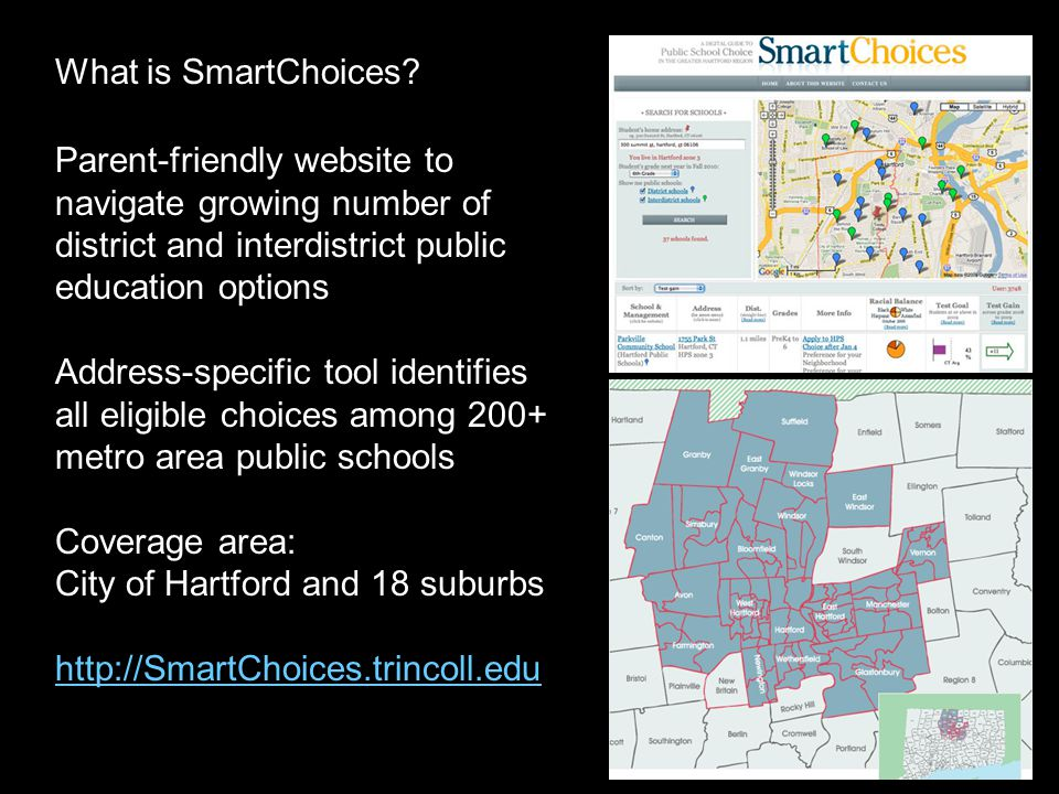 Who uses SmartChoices.