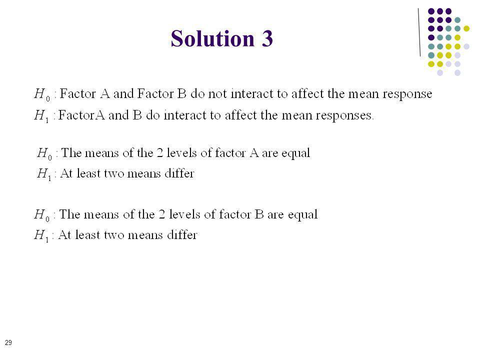 29 Solution 3